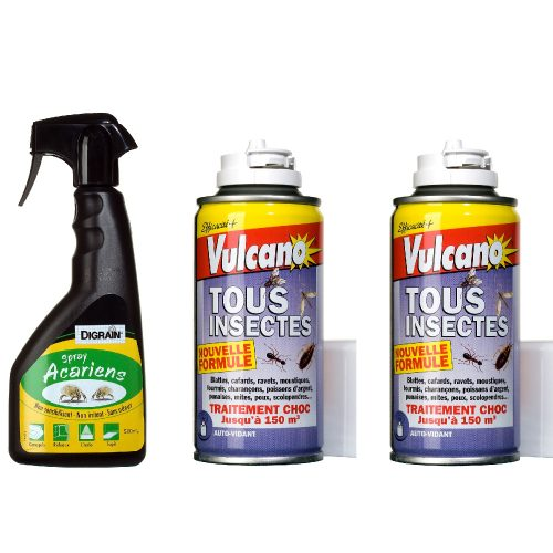 lot spray anti acariens, lot produit anti acarien, produit anti acarien, spray acarien, spray acarien efficace