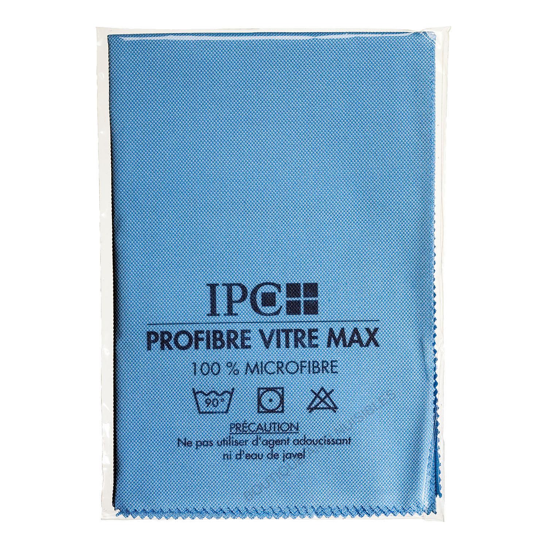 IPC PROFIBRE VITRE, LAVETTE MICROFIBRE SPÉCIALE VITRES