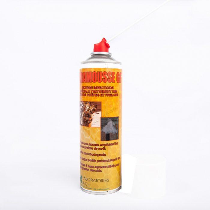 mousse anti frelon anti guepe 500 ml